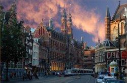 Прогноз погоды в Амстердаме на 3 дня