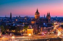 Амстердам станет «умным городом»