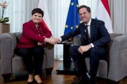 Главы правительств Польши и Голландии взяли обязательства по защите европейского рынка