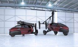 Летающий автомобиль: фантастика станет реальностью уже в 2018 году