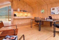 В Нидерландах появился жилой картонный дом