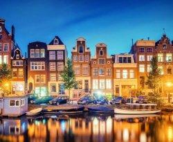 Недостаток преступности в Нидерландах