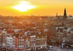 Нидерланды информируют о глобальном потеплении