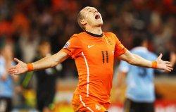 Кража футбольной бутсы в Нидерландах