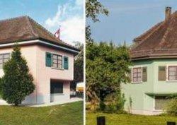 Бункеры, замаскированные под обычные дома