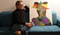 Украденный шедевр Пикассо обнаружили в Амстердаме