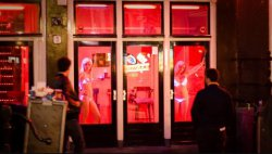 Квартал «Красных фонарей» закроют для туристов