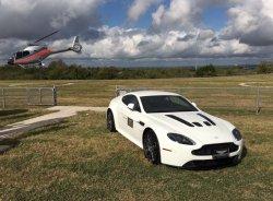 Aston Martin и Airbus: сотрудничество авто и авиастроительных компаний