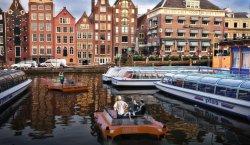 В Амстердаме появился новый налог для туристов