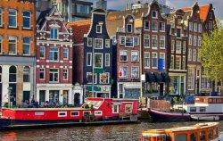 В Амстердаме запретили каннабис?