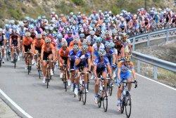 Как организован шоссейный велоспорт в Европе?