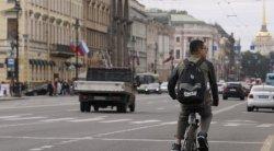 Жители Санкт-Петербурга смогут использовать парковку для велосипедов как в Роттердаме